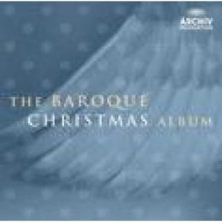 BAROQUE CHRISTMAS ALBUM - RUZNI INTERPRETI [CD album]